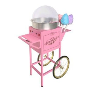 Brand New, Nostalgia - Old Fashioned Carnival Cotton Candy Cart (Appliances - Small Appliances and Housewares)
