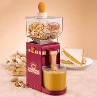 Nostalgia Electrics NBM400 Electric Peanut Butter Maker