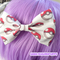 Pokemon Bow Kawaii Fairy Kei