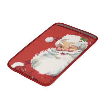 jolly santa claus macbook air 13""