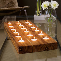 Tealight Display
