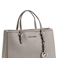 MICHAEL Michael Kors 'Jet Set' East/West Saffiano Leather Tote
