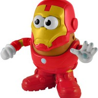PPW Marvel Comics Iron Man Mr. Potato Head Toy Figure