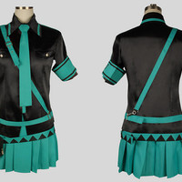 VOCALOID Hatsune Miku Love is War cosplay costume Any Size Tailor Made & Free Shipping