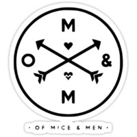 Of Mice & Men - ARROWS T-Shirts & Hoodies