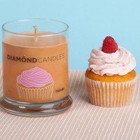 Cupcake Classic Candle