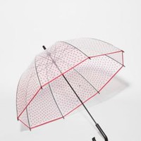 UrbanOutfitters.com > Printed Bubble Umbrella