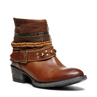 Steve Madden - BISCO COGNAC LEATHER