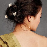 Buttercup Hairpins in the SHOP Hair Adornments at BHLDN