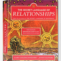 The Secret Language Of Relationships By Gary Goldschneider & Joost Elferrs  - Urban Outfitters