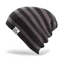 DAKINE Men's Flip Flop Tall Ribbed Beanie