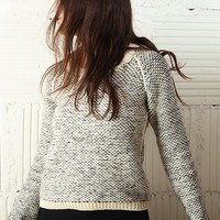 JOINERY - Heathered Long Sleeve Sweater by Kordal - WOMEN
