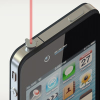 iPin - iPhone Laser