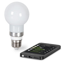 iPhone Controlled Light Bulb