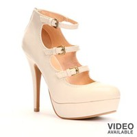 LC Lauren Conrad Platform High Heels - Women