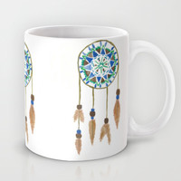 Dream Catcher Mug by Kayla Gordon