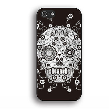 lace skull iphone 5 cases, iphone cases 4, iphone 5s cases,iphone 5c cases,iphone 4s cases,chosen gifts