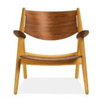Wegner Sawbuck Chair - Chairs - Living Spaces - Room & Board