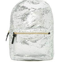 7 Chi Glitterati Sequin Backpack