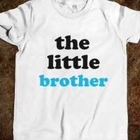 THE LITTLE BROTHER T-SHIRT
