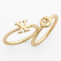 BP. 'XO' Midi Rings (Set of 2) (Juniors) | Nordstrom
