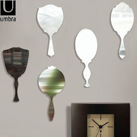 Umbra Fairest set of 5 Mirrors ? funky Wall Decor ? buy online