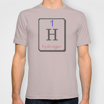 H Hydrogen 1 T-shirt by LacyDermy