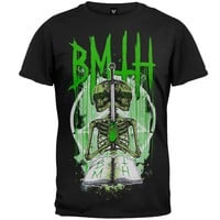 BRING ME THE HORIZON - DOUBLE SKELETON T-SHIRT
