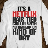 That Kind Of Day-Unisex White T-Shirt