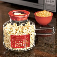 Glass Popcorn Maker @ Fresh Finds