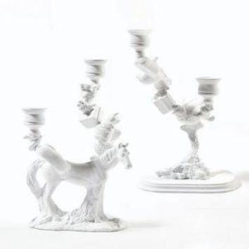 Wonderland Candleholder by Stephen Johnson for Artecnica - Free Shipping