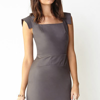 Sophisticated Moment Sheath Dress