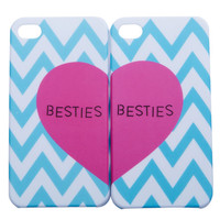 BFF ZigZag iPhone 4/4S Cases | Wet Seal