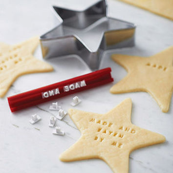 Stamp Your Own Cookies Kit