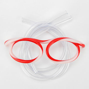 krazy straw glasses from urbanoutfitters