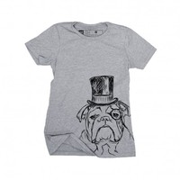 Inkopious - Winston - English Bulldog Women's T-Shirt - Womens