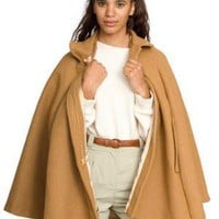 The Wool Cape | Shop American Apparel