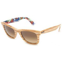 RAY-BAN Original Wayfarer Rare Prints Sunglasses
