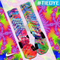 Custom Elite Socks - TIE DYE | Lacrosse Unlimited
