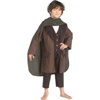 CHILD Large (Size 12-14, 8-10 Yrs) Frodo Costume