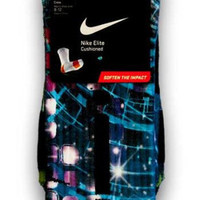 Warp Speed Nike Custom Elite Socks | CustomizeEliteSocks.com™