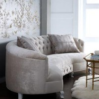 Haute House - &quot;Monroe&quot; Sofa - Horchow