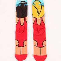 Neff Beach Babes Socks at PacSun.com