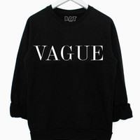 Vague Sweater
