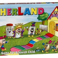Jewish Games Kosherland Board Game