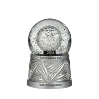 Waterford Holiday Heirlooms Times Square 2014 Snow Globe
