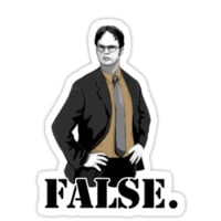 FALSE. T-Shirts & Hoodies