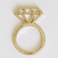 Diamond Ring-Gold