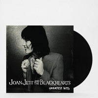 Joan Jett And The Blackhearts - Greatest Hits 2XLP - Black One
