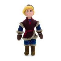 Disney Kristoff From Frozen Soft Toy Doll | Disney Store